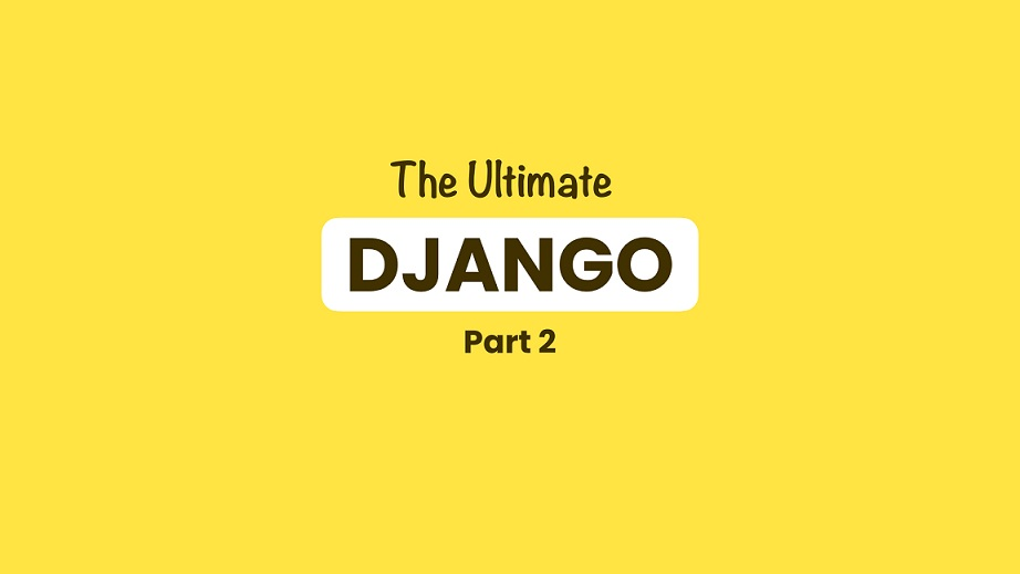 [Code With Mosh] The Ultimate Django Series: Part 2
